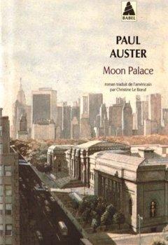 Livres Couvertures de Moon Palace