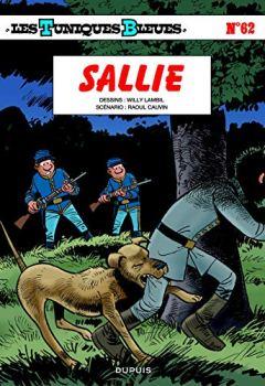 Livres Couvertures de Les Tuniques Bleues - tome 62 - Sallie
