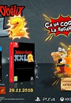 Livres Couvertures de Astérix & Obélix XXL 2 Edition Limitée (switch)