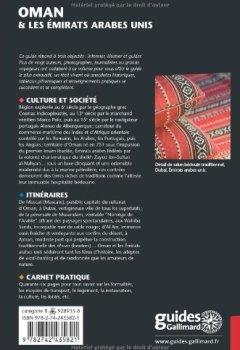 Livres Couvertures de Oman et les Émirats arabes unis