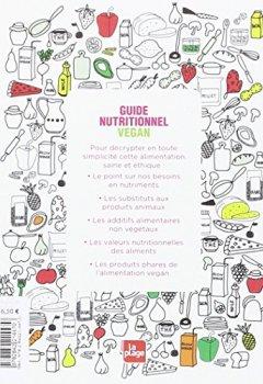 Livres Couvertures de Guide nutritionnel vegan