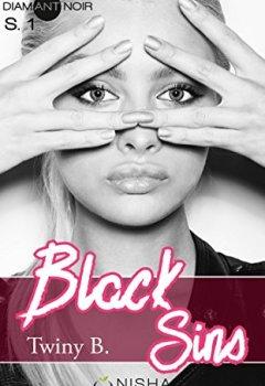 Livres Couvertures de Black Sins - Saison 1
