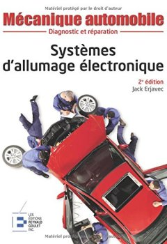 Livres Couvertures de Mécanique automobile : Systèmes d'allumage électronique, 2e édition