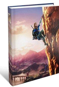 Livres Couvertures de Le guide officiel complet The Legend of Zelda: Breath of the Wild - édition collector