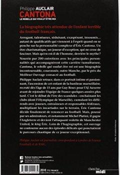 Livres Couvertures de Cantona, le rebelle qui voulut être roi