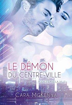 Livres Couvertures de Le démon du centre-ville