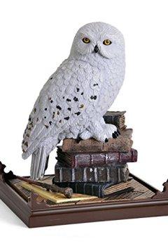 Livres Couvertures de Harry Potter Magical Creatures Statue Hedwig 19 cm Noble Collection Statues