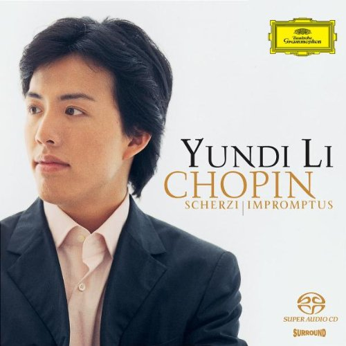 Yundi Li (李云迪) – Chopin: Scherzi/Impromptus (2005) SACD ISO