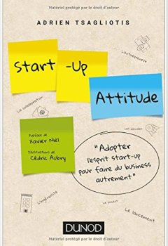 Livres Couvertures de Start-up attitude - Adoptez l'esprit start-up pour faire du business autrement