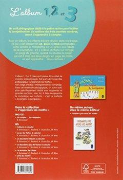 Livres Couvertures de J'apprends les maths PS : L'album 1, 2 et 3