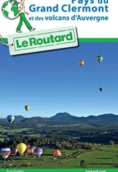 Livres Couvertures de Guide du Routard Grand Clermont