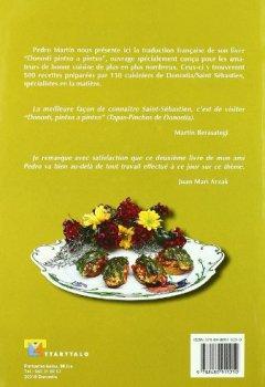 Livres Couvertures de Tapas y pinchos de donostia : Edition en langue française