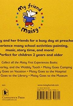 Livres Couvertures de Maisy Goes to Preschool: A Maisy First Experiences Book