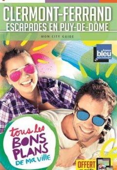 Livres Couvertures de Guide Clermont-Ferrand 2018 Petit Futé