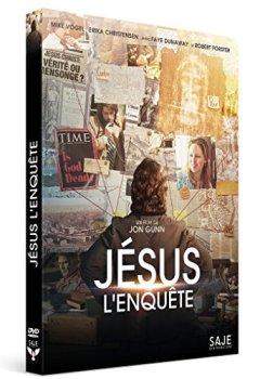 Livres Couvertures de Jésus, l'enquête
