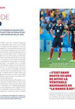Livres Couvertures de Merci les Bleus !: L'épopée des champions du monde 2018
