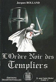 Livres Couvertures de L'ordre noir des Templiers