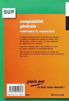 Livres Couvertures de Comptabilité générale - Plein pot Sup - 12e édition