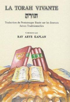Livres Couvertures de La Torah vivante : Les cinq livres de Moïse