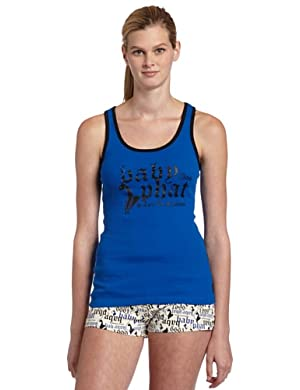 Baby Phat Women's Tank/ Short Set