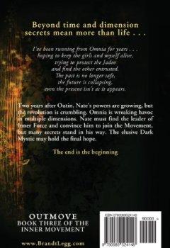Abdeckungen Outmove (The Inner Movement) Book 3