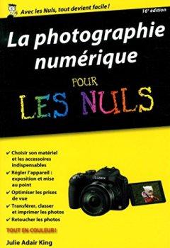 Livres Couvertures de La Photographie numérique pour les Nuls, poche, 16e