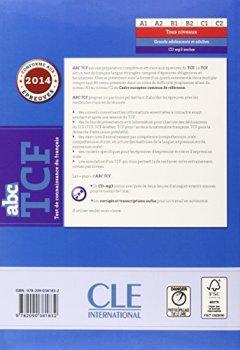 ABC TCF - Conforme épreuve 2014 - Livre + CD de Indie Author