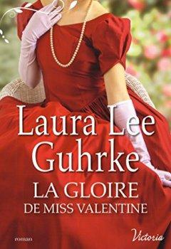 Livres Couvertures de La gloire de Miss Valentine (Les héritières américaines t. 4)