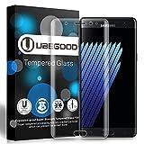 Samsung Galaxy Note 7 Pellicola Protettiva , Ubegood 3D Toccare Compatibile [1-Pack] Samsung Galaxy Note 7 Screen Protector in Vetro Temperato per Samsung Galaxy Note 7 (5,7')