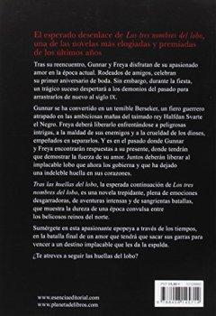 Portada del libro deTras Las Huellas Del Lobo (Volumen independiente)