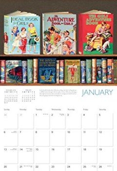 Livres Couvertures de Bodleian Library Book Covers 2019 Calendar