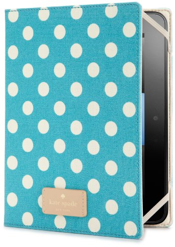 kate spade new york Framed Dot Case (Kindle Fire HD(2012年モデル)専用)