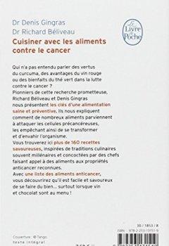 Livres Couvertures de Cuisiner les aliments contre le cancer