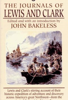 Buchdeckel von The Journals of Lewis and Clark (Mentor Series)