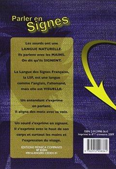 Livres Couvertures de Parler en signes : La Langue des Signes Française pour communiquer avec les sourds