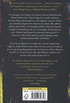 Livres Couvertures de Americanah (en Anglais)