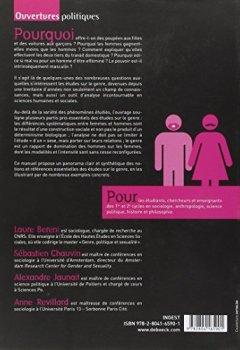 Livres Couvertures de Introduction aux études sur le genre