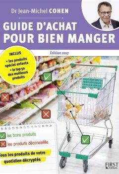 Livres Couvertures de Guide d'achat pour bien manger, 2e édition