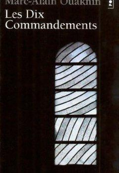 Livres Couvertures de Les Dix Commandements