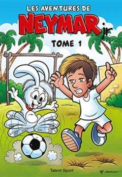 Livres Couvertures de Les aventures de Neymar Jr - Tome 1