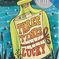 Book Review of Three Times Lucky by Sheila Turnage