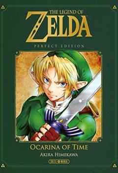 Livres Couvertures de Legend of Zelda - Ocarina of Time - Perfect Edition