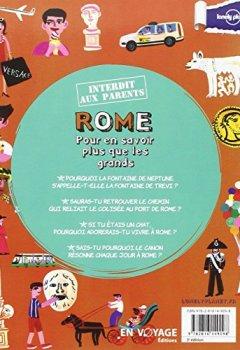 Livres Couvertures de Rome Interdit aux parents - 3ed