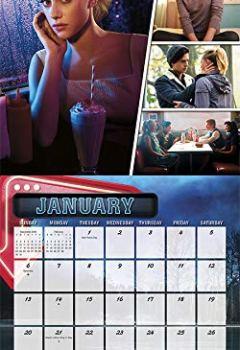 Livres Couvertures de Riverdale 2019 Calendar