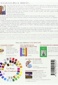 Livres Couvertures de Les couleurs le disent... - La couleur a son langage, par ses cartes, elle élève vers la lumière