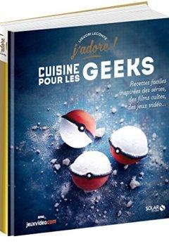 Livres Couvertures de Cuisine pour les geeks