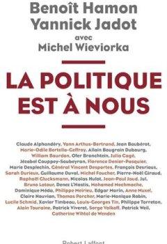 Livres Couvertures de La Politique est à nous
