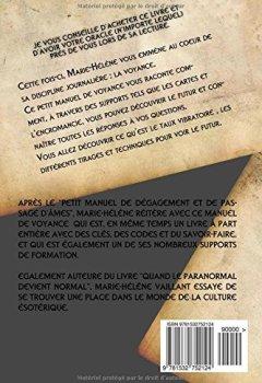 Livres Couvertures de Petit manuel de voyance