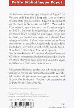 Livres Couvertures de Le divan d'Istanbul : Brêve histoire de l'Empire Ottoman