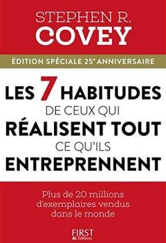 Livres Couvertures de Les 7 habitudes de ceux qui réussissent tout ce qu'ils entreprennent